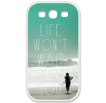 Coque en silicone Huawei Ascend G620S - Surfer