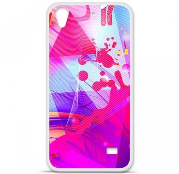 Coque en silicone Huawei Ascend G620S - Square