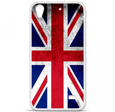 Coque en silicone Huawei Ascend G620S - Drapeau Angleterre