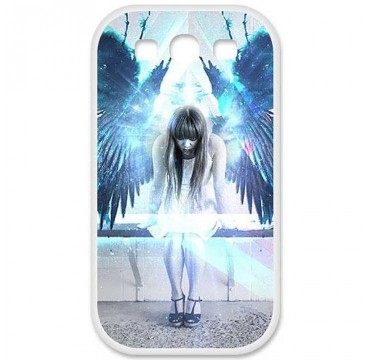Coque en silicone Huawei Ascend G620S - Angel