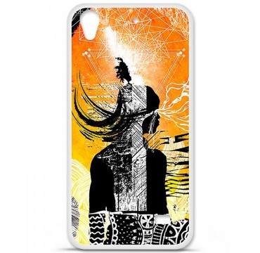 Coque en silicone pour Huawei Ascend G620S - Tribe