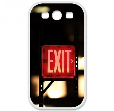 Coque en silicone Huawei Ascend G620S - Exit