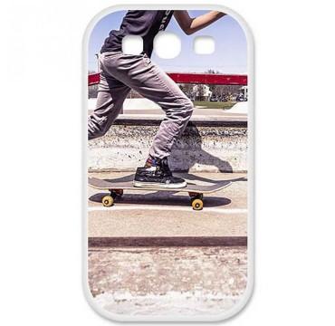 Coque en silicone Huawei Ascend G620S - Skate