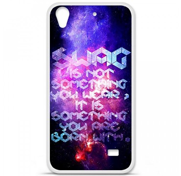 Coque en silicone Huawei Ascend G620S - Cosmic swag