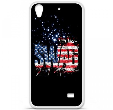 Coque en silicone Huawei Ascend G620S - Swag USA