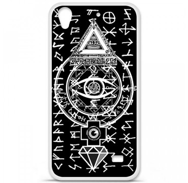 Coque en silicone pour Huawei Ascend G620S - Esoteric