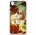 Coque en silicone Huawei Ascend G620S - Stay classy