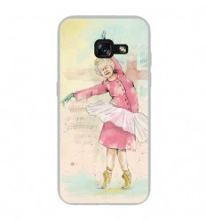 Coque en silicone Samsung Galaxy A3 2017 - BS Dancing Queen