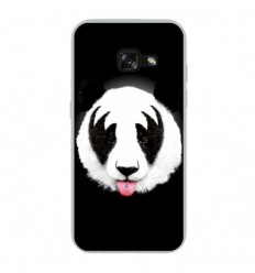 Coque en silicone Samsung Galaxy A3 2017 - RF Kiss Of Panda