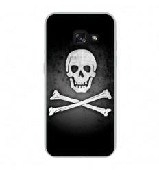 Coque en silicone Samsung Galaxy A3 2017 - Drapeau Pirate