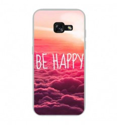 Coque en silicone Samsung Galaxy A3 2017 - Be Happy nuage