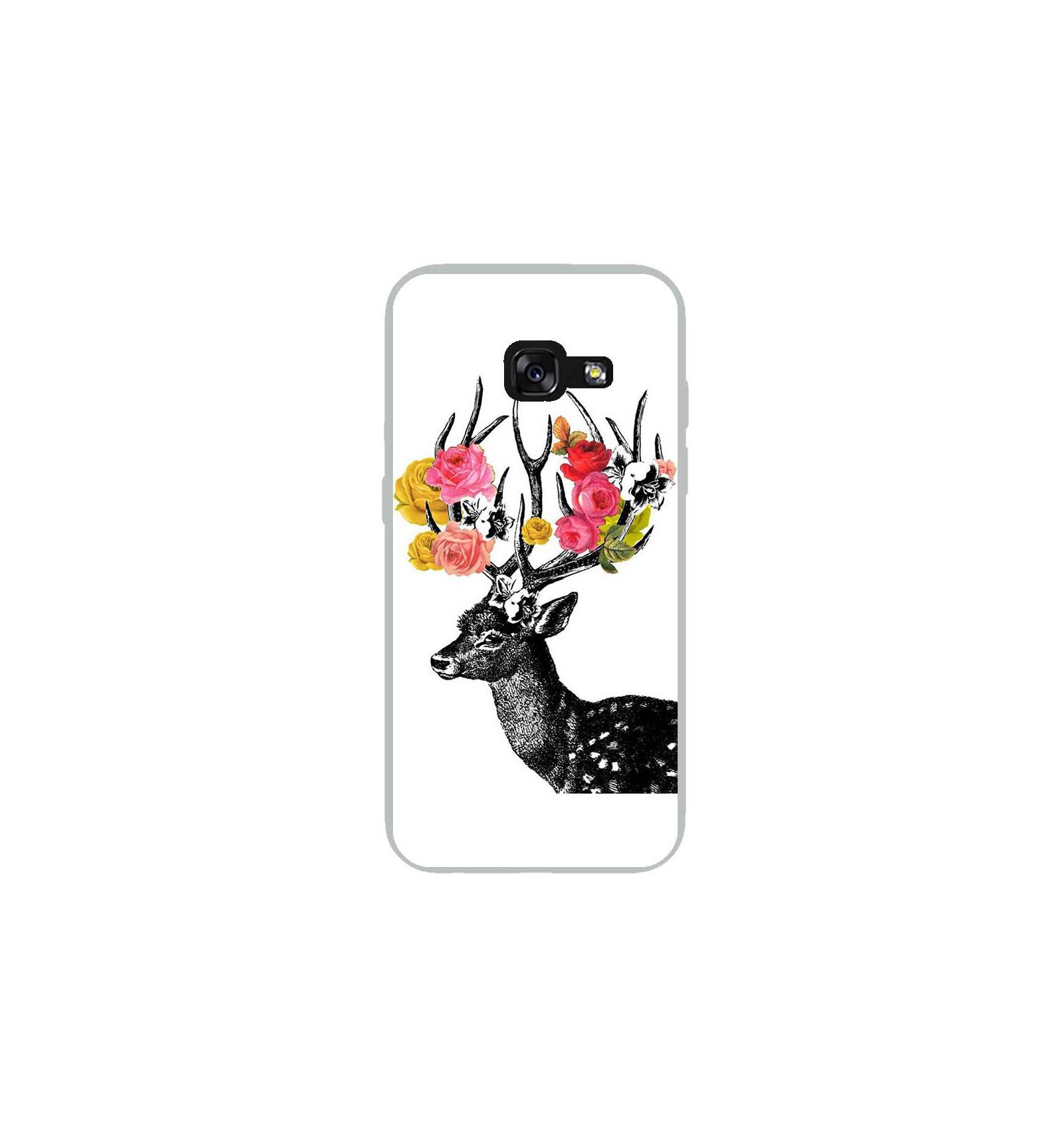 coque samsung a5 2017 cerf