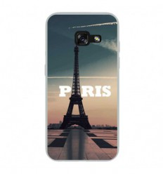Coque en silicone Samsung Galaxy A5 2017 - Paris