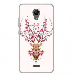 Coque en silicone Wiko Freddy - RF Spring deer