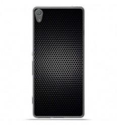 Coque en silicone Sony Xperia XA Ultra - Dark Metal