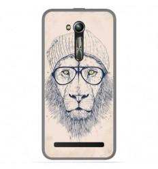Coque en silicone Asus Zenfone Go ZB500KL - BS Cool Lion