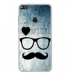 Coque en silicone Huawei P8 Lite 2017 - I Love Hipster