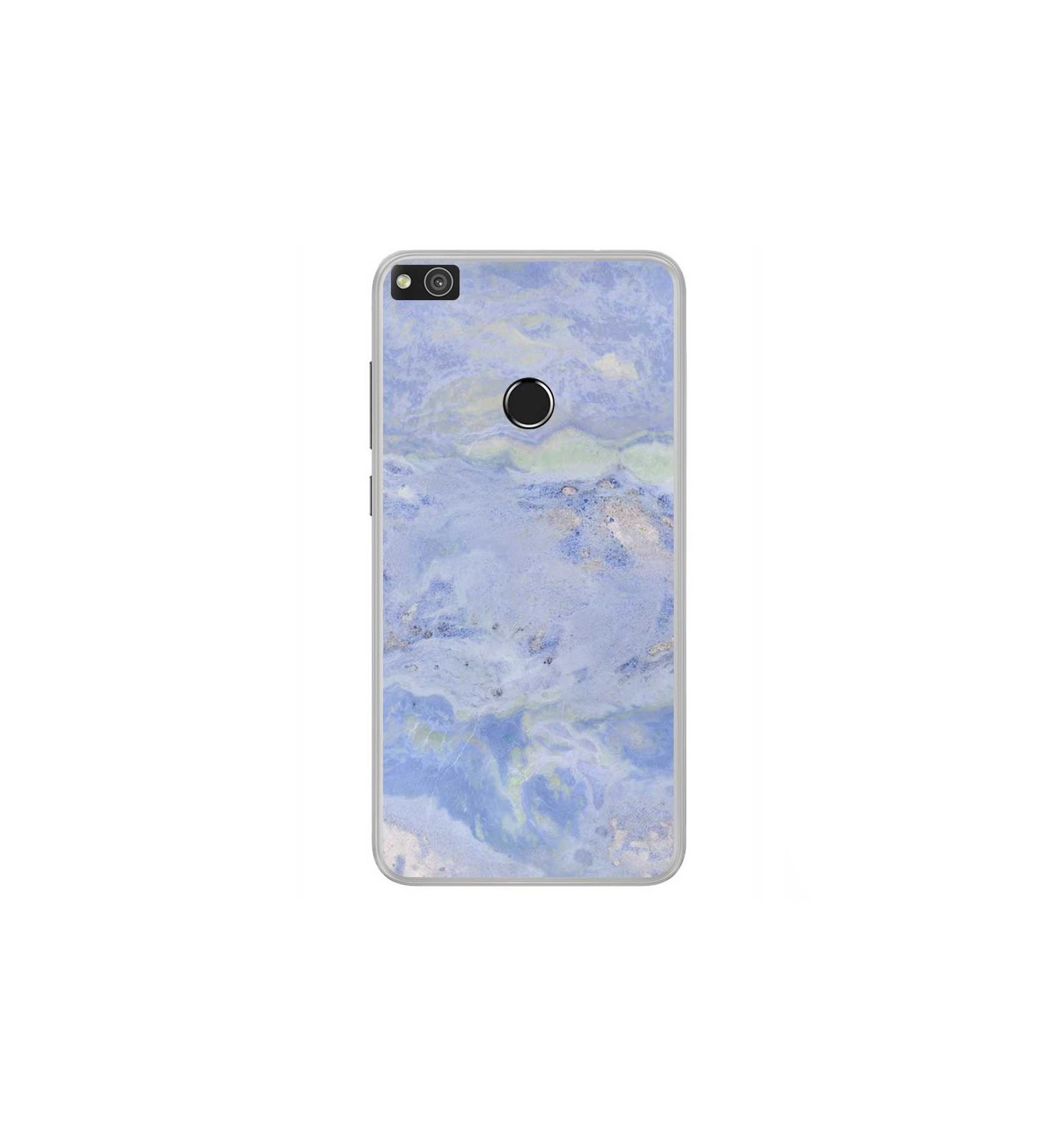 coque huawei p8 lite 2017 motif marbrer