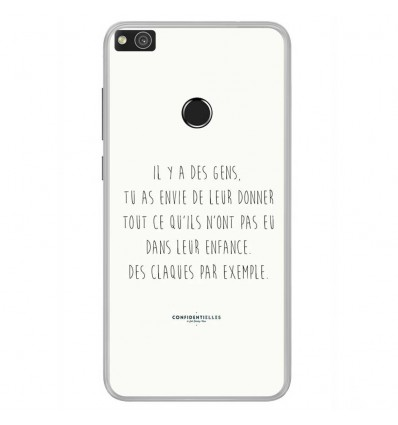 coque huawei p20 citation