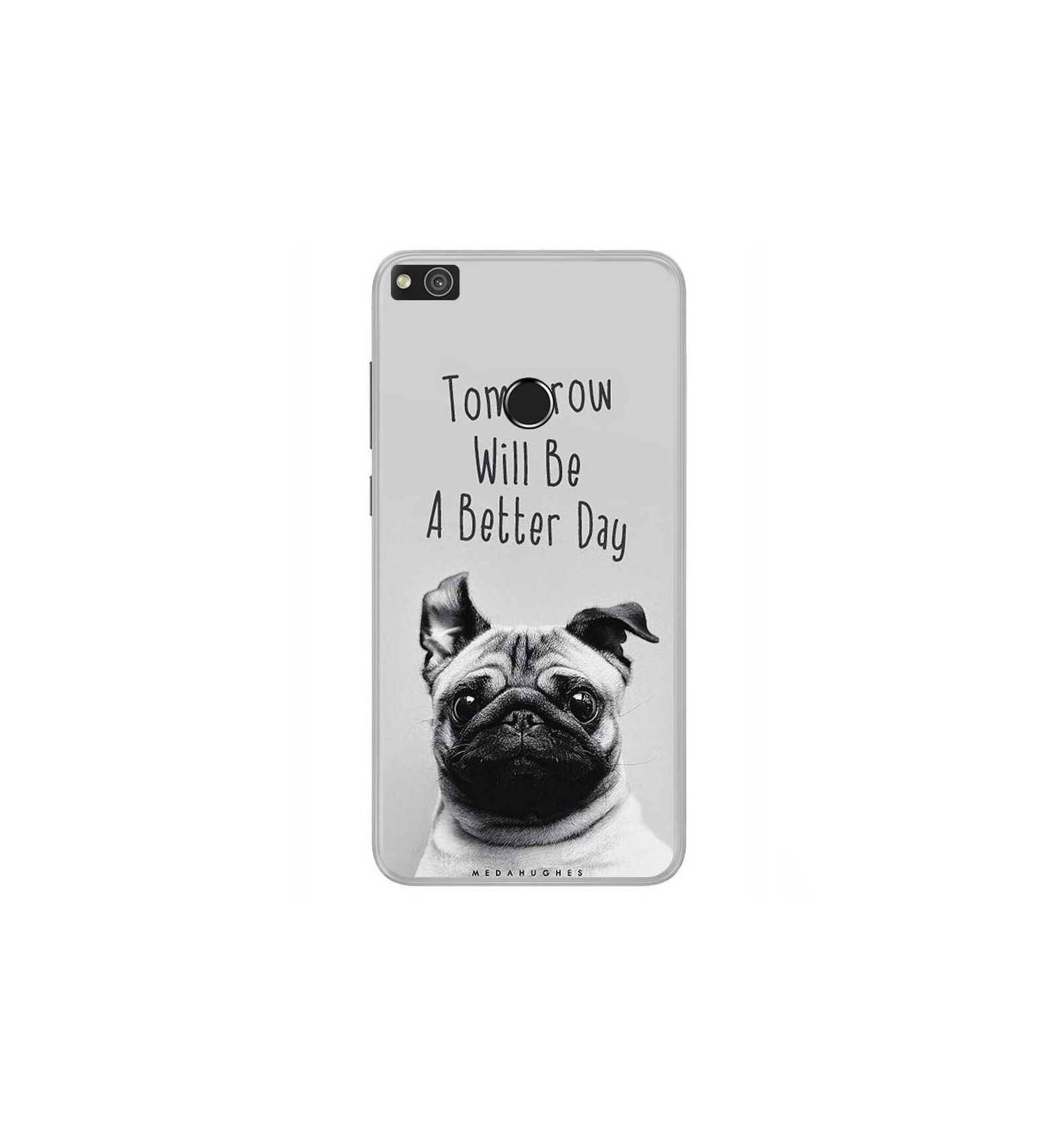 coque citations huawei p8 lite 2017