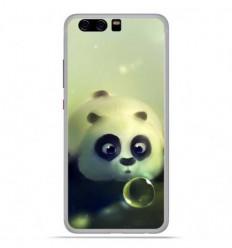 Coque en silicone Huawei P10 - Panda Bubble