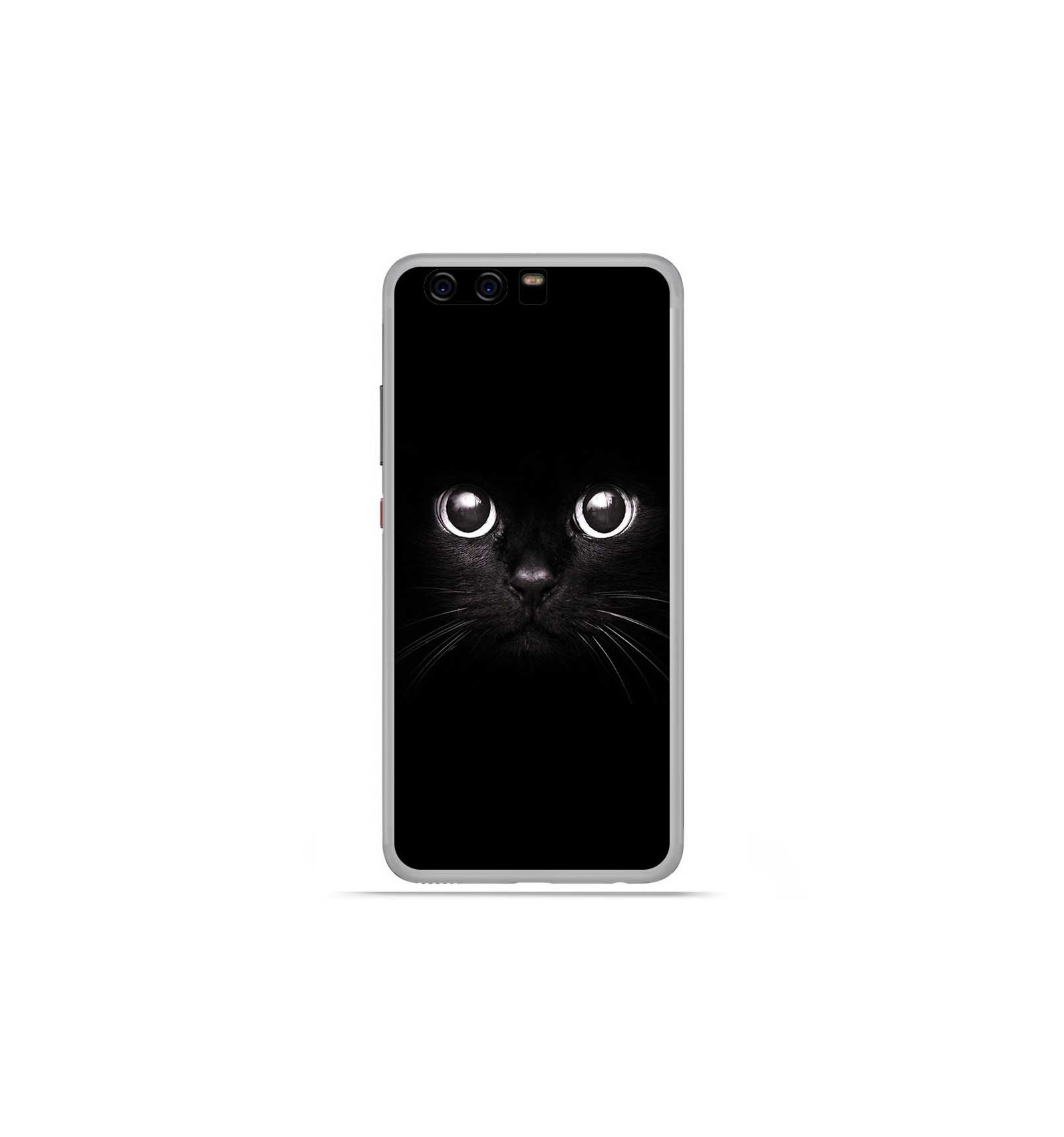huawei p10 coque silicone chat