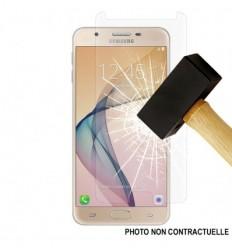 Film verre trempé - Samsung Galaxy J7 Prime protection écran