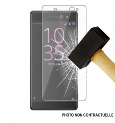 Film verre trempé - Sony Xperia XA Ultra protection écran