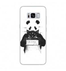 Coque en silicone Samsung Galaxy S8 - BS Bad Panda