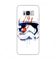 Coque en silicone Samsung Galaxy S8 - RF Bloody Memories