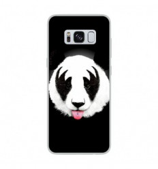 Coque en silicone Samsung Galaxy S8 - RF Kiss Of Panda