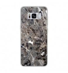 Coque en silicone Samsung Galaxy S8 - Marbre