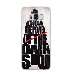 Coque en silicone Samsung Galaxy S8 - Citation 16