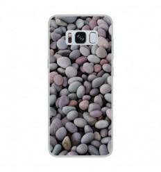 Coque en silicone Samsung Galaxy S8 - Galets