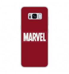 Coque en silicone Samsung Galaxy S8 - Marvel