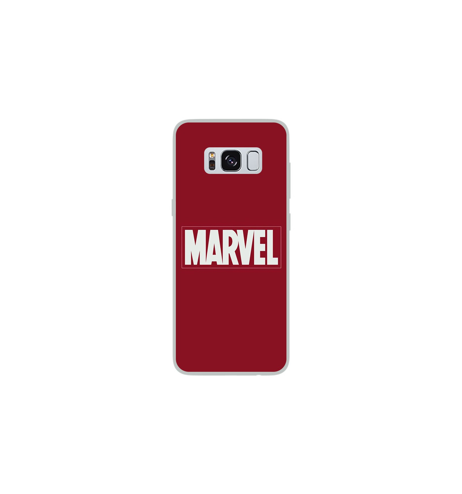 coque en silicone samsung galaxy s8 marvel. Black Bedroom Furniture Sets. Home Design Ideas