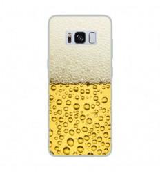 Coque en silicone Samsung Galaxy S8 - Pression