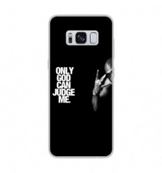 Coque en silicone Samsung Galaxy S8 - Tupac
