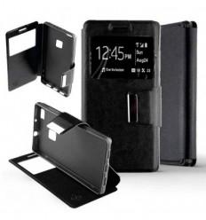 Etui Folio Huawei P10 Lite - Noir