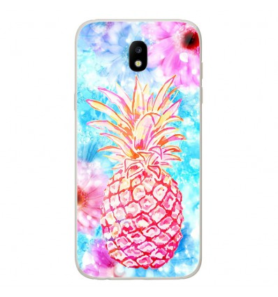 coque samsung galaxy s6 edge ananas