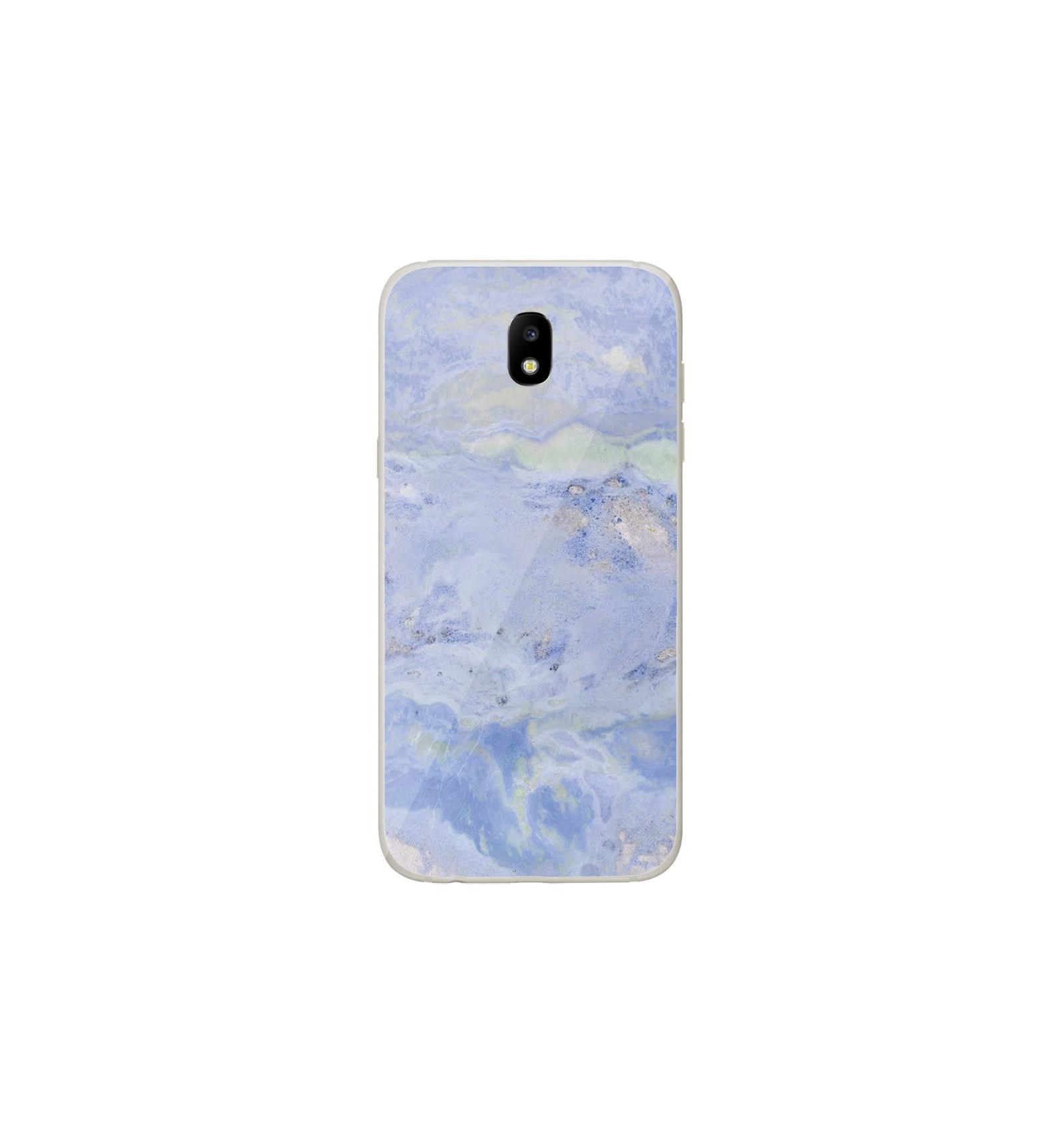 coque galaxy j5 2017 marbre