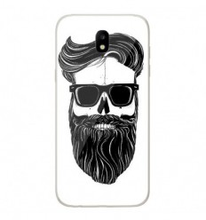 Coque en silicone Samsung Galaxy J5 2017 - Skull Hipster