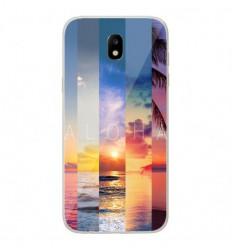 Coque en silicone Samsung Galaxy J3 2017 - Aloha