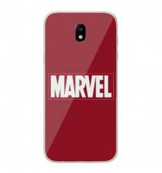 Coque en silicone Samsung Galaxy J3 2017 - Marvel