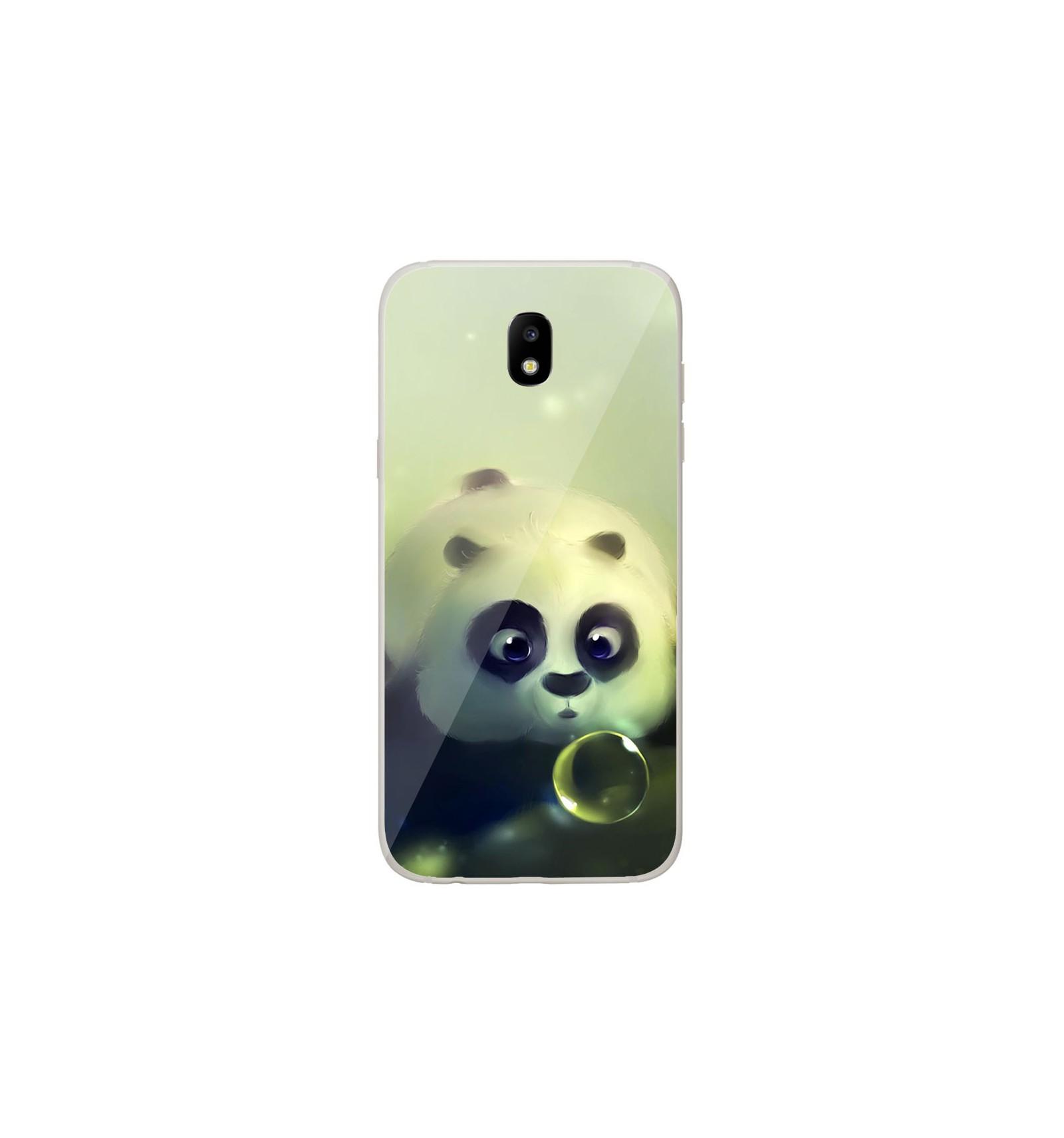 coque panda samsung j3 2017