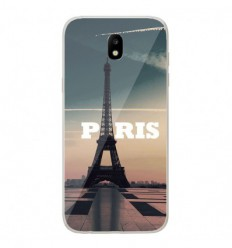 Coque en silicone Samsung Galaxy J3 2017 - Paris