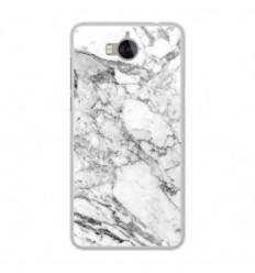 coque huawei y6 2017 marbre