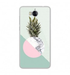 coque huawei y6 2017 ananas