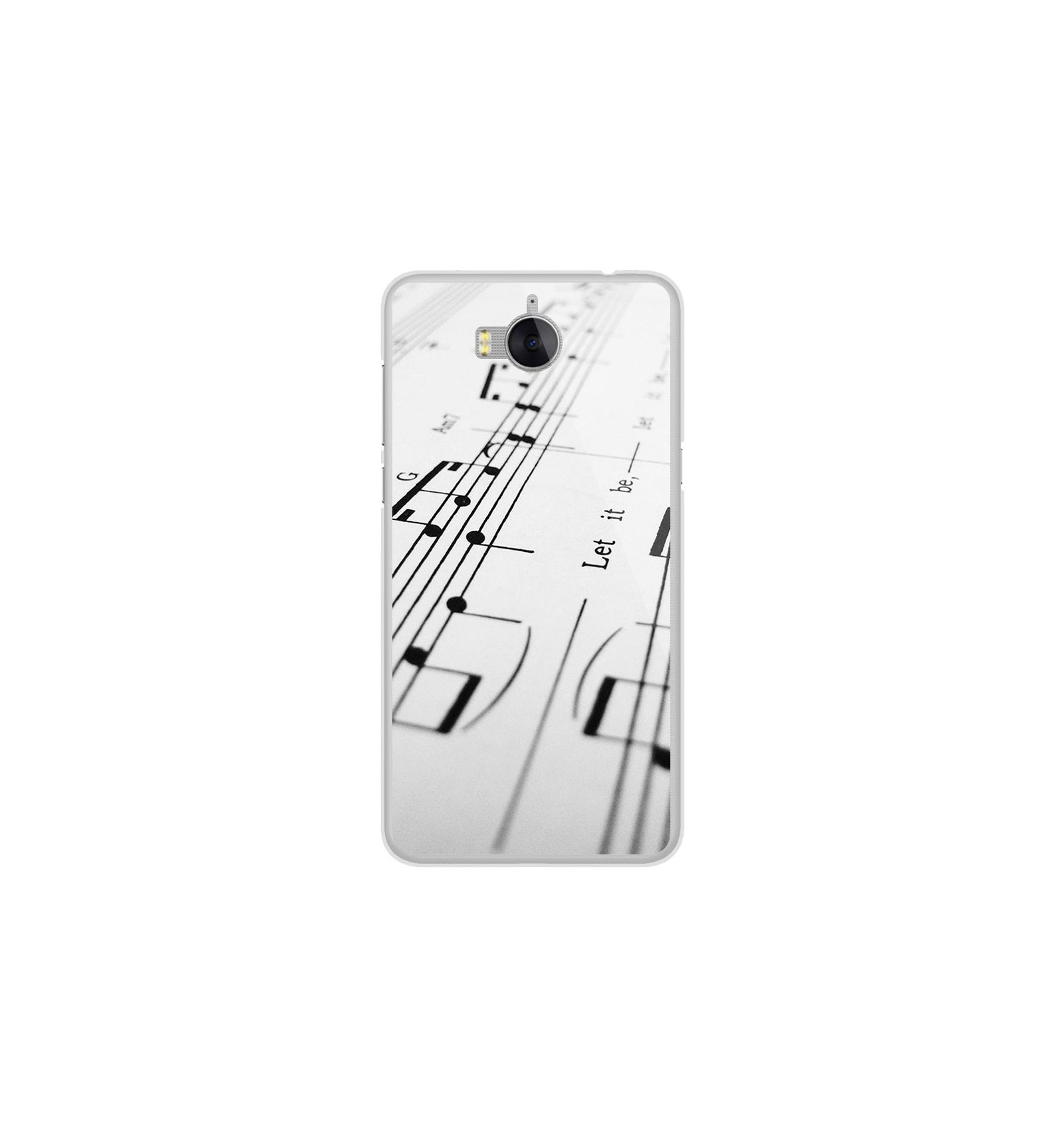 coque huawei y6 musique