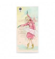 Coque en silicone Sony Xperia L1 - BS Dancing Queen